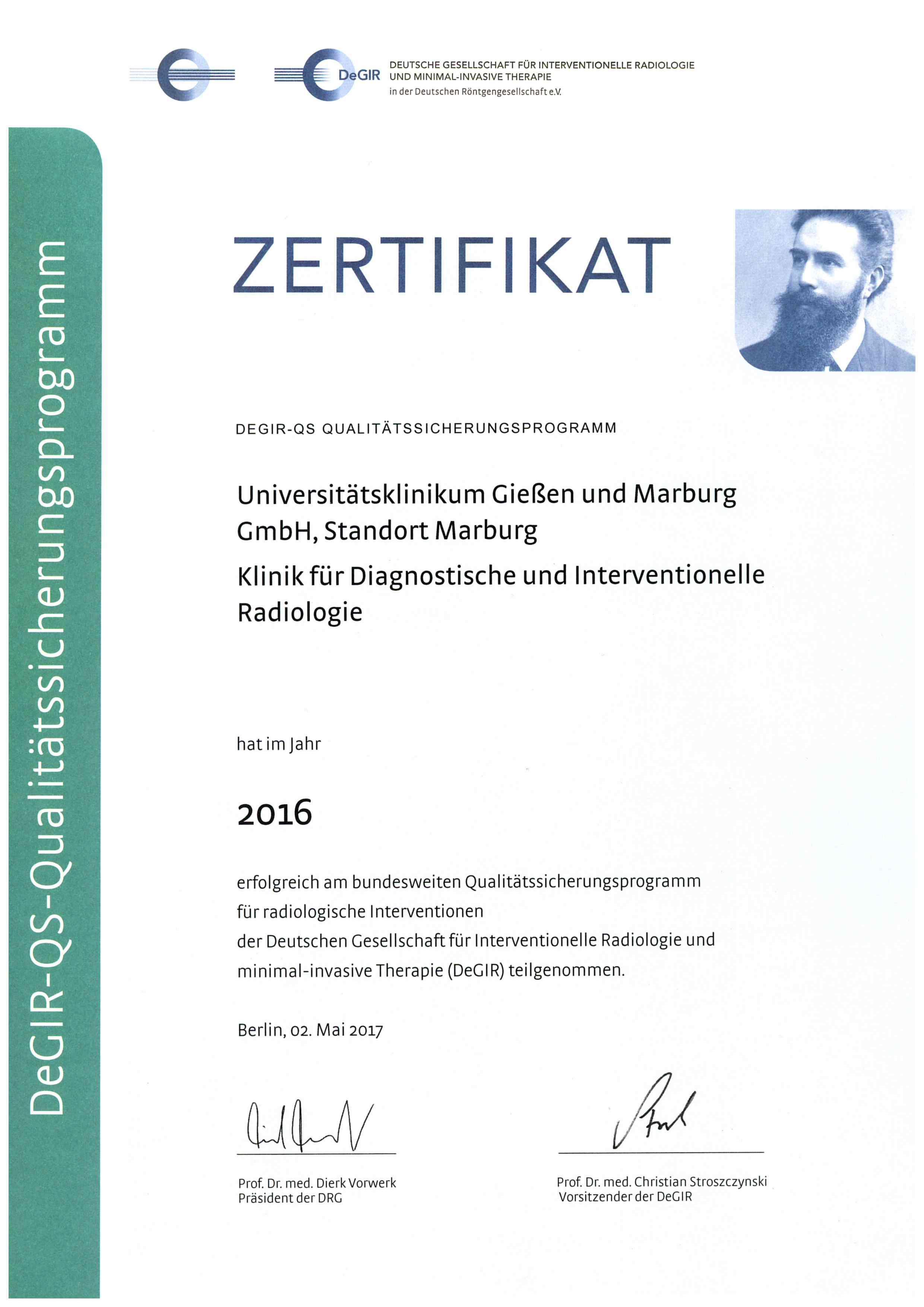 Gemütlich Radiologie Programme Zertifikat Galerie - Menschliche ...